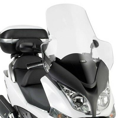 GIVI d318stg Scooter Windshield Honda SW-T 400/600 AB bj. 09 Abe NEW