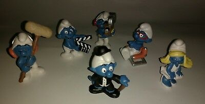 Smurfs Made in Germany Film Crew Lot