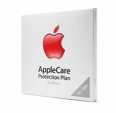 AppleCare Protection Plan iPhone X 8 7 +Plus 6 6S 5SE Garantie Apple Care ACPP