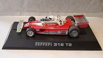 Scalextric Ferrari 312 T2 - Very Good Condition - Boxed