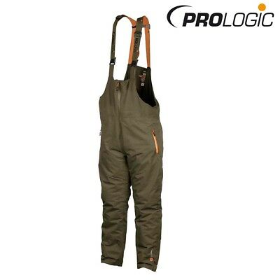 Prologic Lite Pro Thermo Bib N Braces Salopettes  Fishing Choose Size  M, L, Xl,