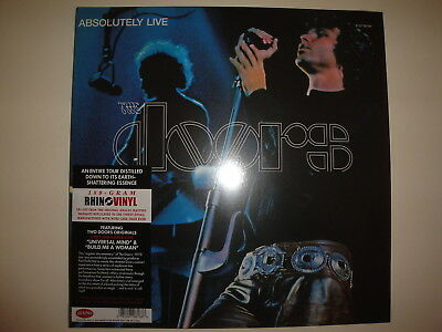 The Doors: Absolutely Live Vinyl 2 LP