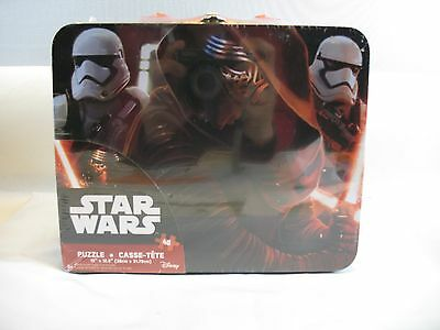 Star Wars luch box an puzzle new sealed