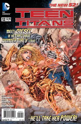 Teen Titans (Vol 4) #  12 Near Mint (NM) DC Comics MODERN AGE