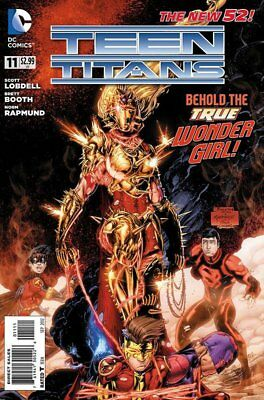 Teen Titans (Vol 4) #  11 Near Mint (NM) DC Comics MODERN AGE