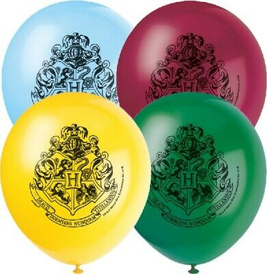HARRY POTTER BALLOONS - Various amounts - BIRTHDAY PARTY - boy or girl childrens