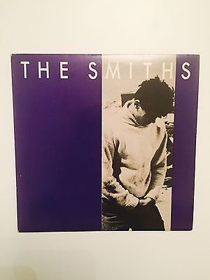"""The Smiths -How Soon Is Now- Rare 7"""" w/ Solid Centre + Pic Sleeve (Vinyl Record)"""