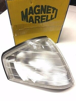 R129 W129 SL Clear Front Indicator Lamp  Magnet Merelli - Mercedes-Benz Righ OEM