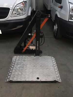 Penny Hydraulic / Crane / Platform Side or Rear Mount / T/Lift