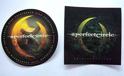 Perfect Circle! Thireenth Step 13Th Sticker Gift Set