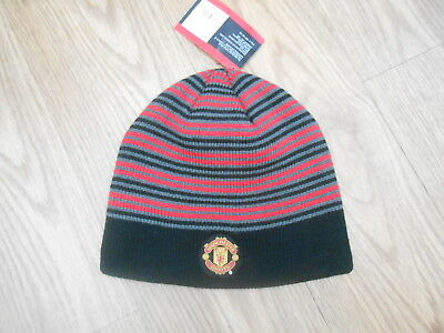Official Manchester United Wool  Cap / Hat   Adults