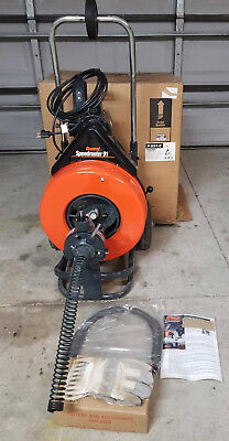 """General Speedrooter 91 (P-S91-C) NOS BRAND NEW! 3/4"""" X 100' CABLE POWER FEED"""