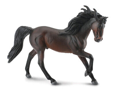 Breyer Corral Pals Bay Andalusian Stallion #88463