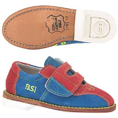 Bsi Cosmic Suede Bowling Shoes Boys Youth 3