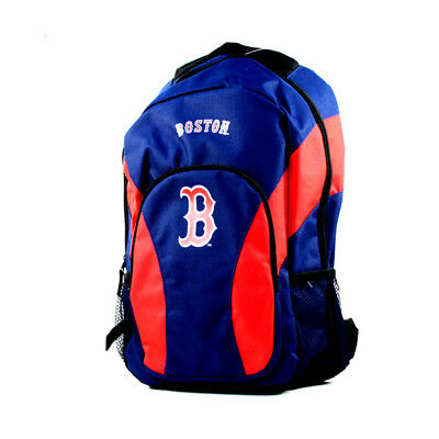 Boston Red Sox Backpack, Red & Blue