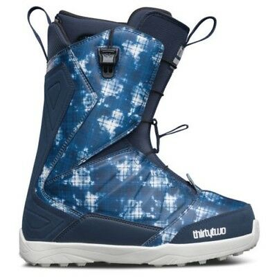 ThirtyTwo Snowboard Boot - Lashed FT - Blue, White, 32, Fast Track - 2017