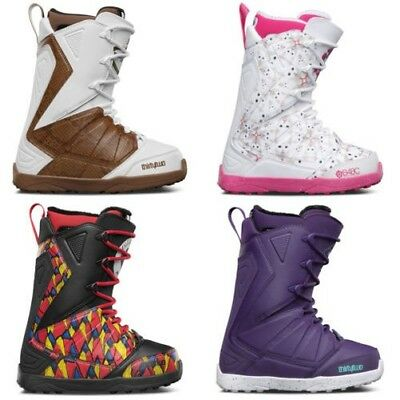ThirtyTwo Womens Snowboard Boots - Lashed - Laces, All Mountain Freestyle - 2017
