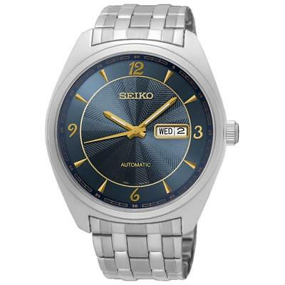Seiko Automatic Stainless Steel Mens Watch SNKP01P9