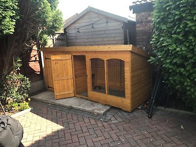 dog kennel and run  eBay