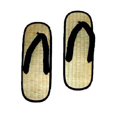Zori Slippers Y Shape Sandals Shoes Kung Fu Martial Arts Tatami Mat Zorri Home
