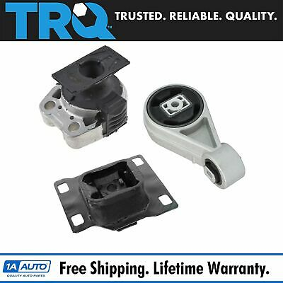 3pcSet Motor Mounts fit Ford Transit Connect 2010 2011 2012 2013 A//T Trans Mount