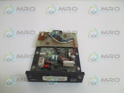 Kb Electronics Kbic-118 (Mod) Dc Motor Speed Control (Remanufactured) *used*