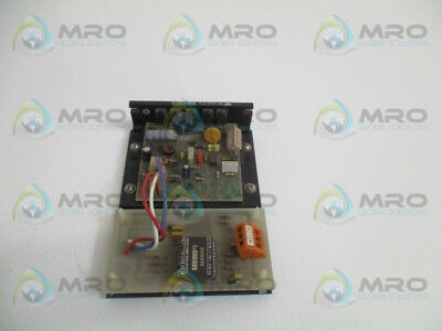 Kb Electronics Kbic-118 Dc Motor Speed Control 120Vac (Remanufactured) *used*