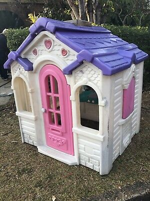 LERADO / STEP 2 - CUBBY HOUSE - OUTDOOR TOYS Can Use For Pretend Play - RRP $659