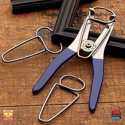 5pc Miter Spring Clamp Kit Cabinetry Pliers Molding Carpenter Tool Wood Framing