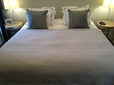 King size Bed Cover and Cushions