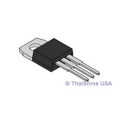 3 x IRF520 IRF520N MOSFET N Channel Transistor - USA Seller - Free Shipping
