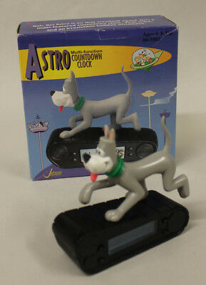 Astro Jetsons Multi-Function Countdown Clock and Ornament