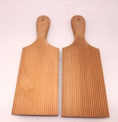 Butter pats Wooden Vintage kitchen Baking  Dairy 25cm approx B26 A