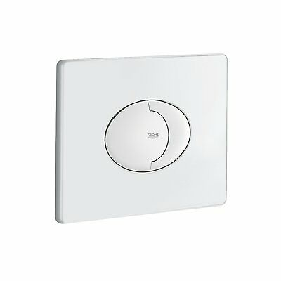Grohe Skate Air WC Wall Plate for Dual Flush or Start Stop Actuation 38506SH0