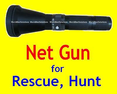 1 x head Catching Net Gun, for Animal Rescue Hunt wildlife WithOut CARRYING CASE