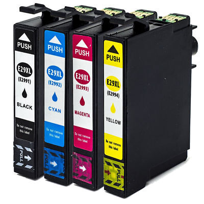 Non-OEM Fit For Epson XP-235 XP-245 Ink Cartridges Multipack