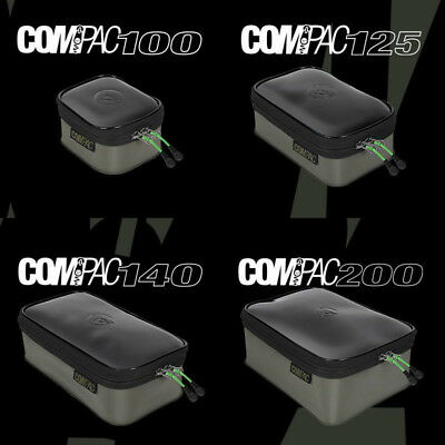 Korda Compac Accessory Case Tackle Bag *FULL RANGE* NEW Compact Fishing Luggage