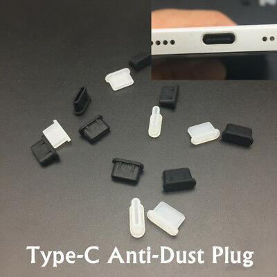 Universal Anti-Dust Plug Dustproof Stopper For All Devices With Type-C Port Lot