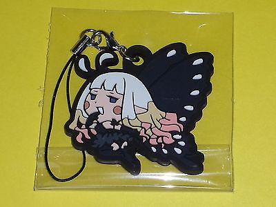 Bravely Second Default Game Rubber Strap Mascot Charm Square Enix Cryst-Fairy An
