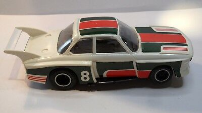 Scalextric C116 BMW 3.0 CSL - Good Condition+