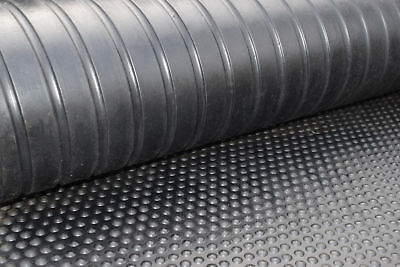 Bubbletop Rubber Stable Matting 6ftx4ft 12mm Horse Mats Equestrian Gym