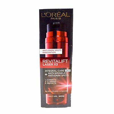 L'Oreal Skincare Revitalift Laser Day Cream 50ml (English and Arabic Packaging)