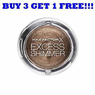 Max Factor Eyeshadow Excess Shimmer 7g Bronze 25