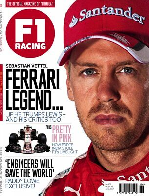 F1 Racing Magazine June 2017