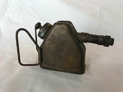 "Barthel ""Little Wonder"" Vintage blowtorch. Made in Germany"