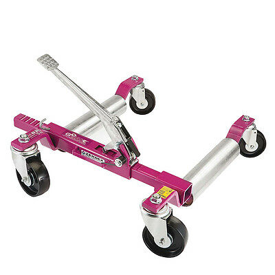 GOJAK 6200 Right Vehicle Scooter Dolly Jack rangierroller car lift
