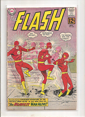 The Flash #132 (Nov 1962, DC)