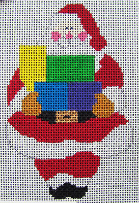 HP Needlepoint 18ct THE PRINCESS AND ME Gifts Galore w/ stitch guide-AE13