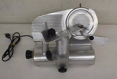 """Intedge Heavy Duty All Metal Commercial Deli Meat/Cheese Slicer w/8"""" Blade LOOK"""
