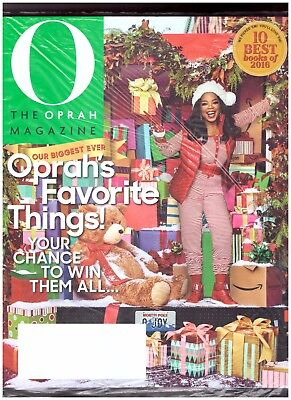 O The Oprah Magazine December 2016